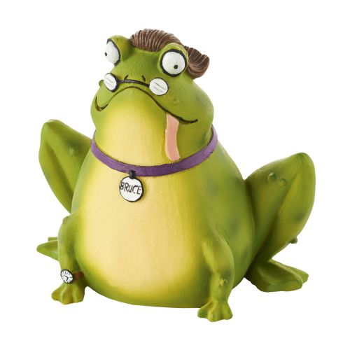 Department 56 Bruce the Frog Figure